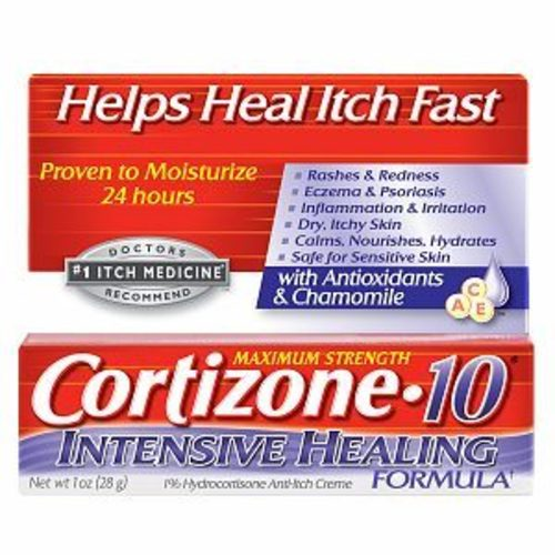 how to fix tight sore skin after cortizone